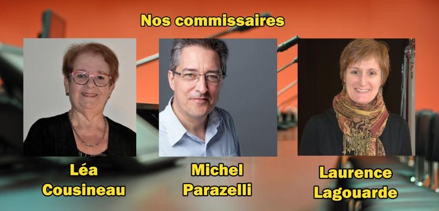 commissaires